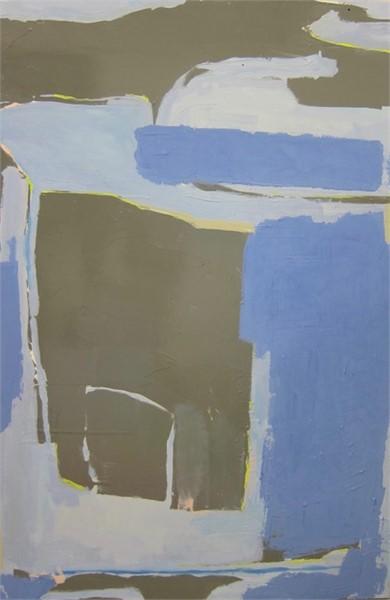 Chrystie 64, 2018, Oil on Canvas 36_ x 24_ (1)
